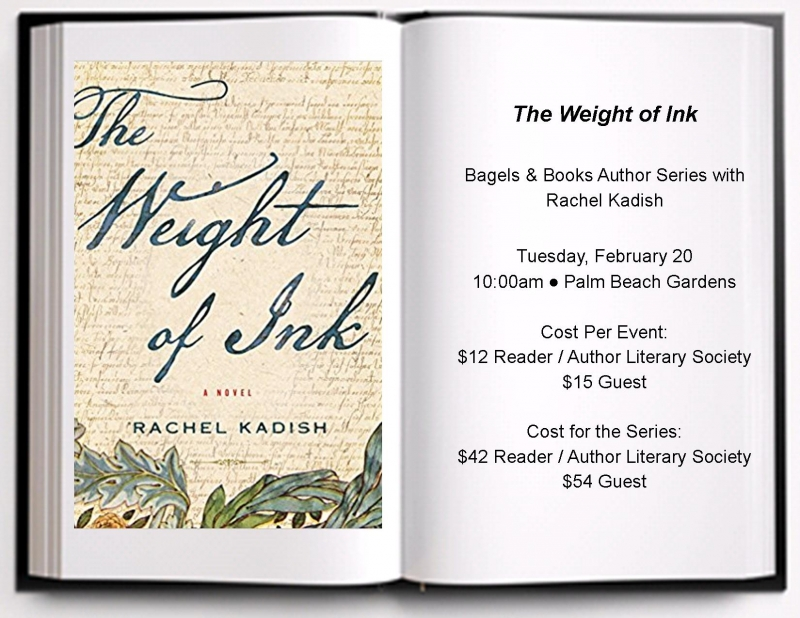 Weight of Ink
