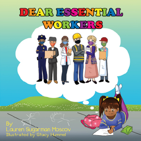 """Dear Essential Workers"" Book Fundraiser"