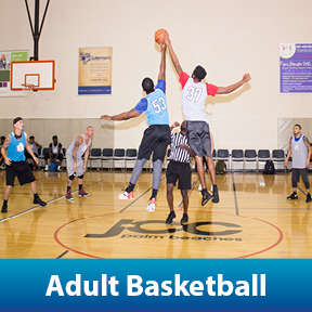 adult basketball