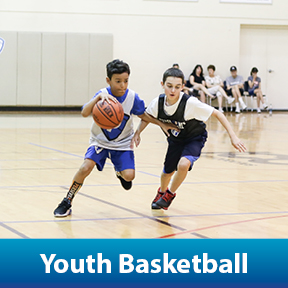 Youth Basketball at the Mandel JCC