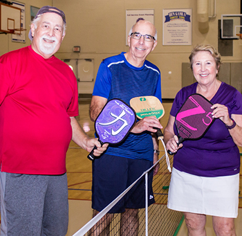 Pickleball League